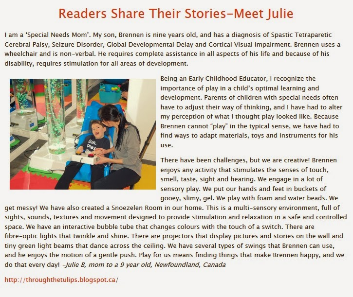 http://www.youplustwoparenting.com/readers-share-their-stories-meet-julie/