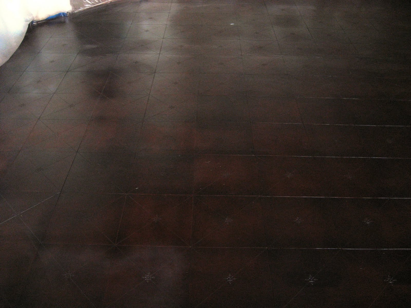 Color Glo can Repair your Leather Floors!