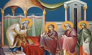 2 Φεβρουαρίου: Υπαπαντή του Κυρίου - Ποιοι γιορτάζουν σήμερα