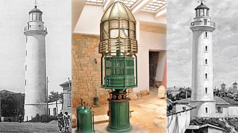Ο πρώτος μηχανισμός του Φάρου της Αλεξανδρούπολης βρίσκεται στον Πειραιά