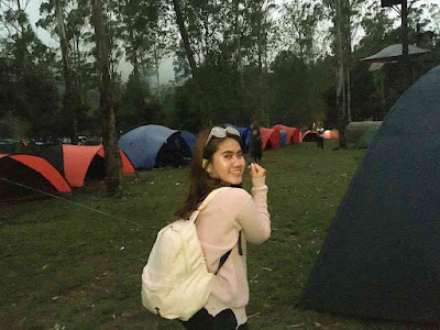 Wahana Camping Ranca Upas