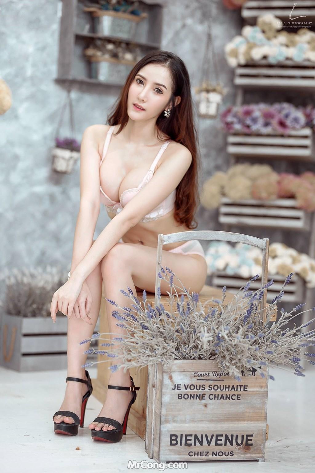 Image Thai-Model-No.473-Metita-Ritseeboon-MrCong.com-005 in post Thai Model No.473: Người mẫu Metita Ritseeboon (17 ảnh)