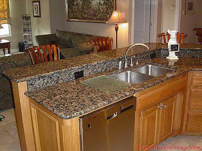 Advantages of Installing Granite Kitchen Countertops