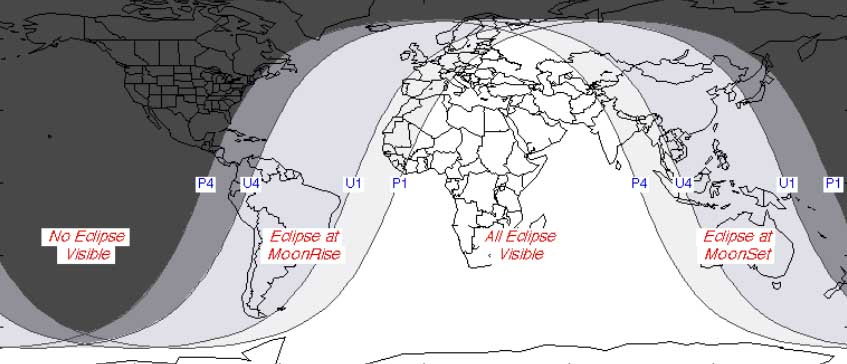 Lunar Eclipse India Dates 2019