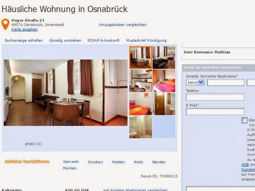 Zimmer Wohnung Braunschweig