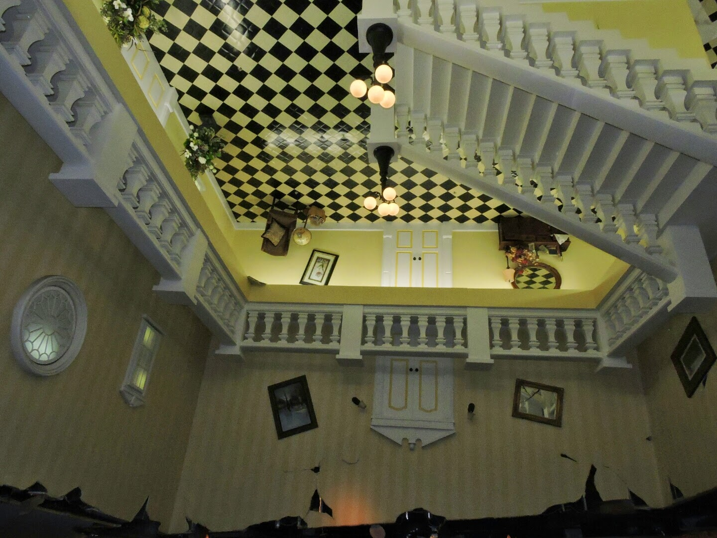 Spring Break at the Smoky Mountains Tennessee  (Wonderworks)  via www.productreviewmom.com