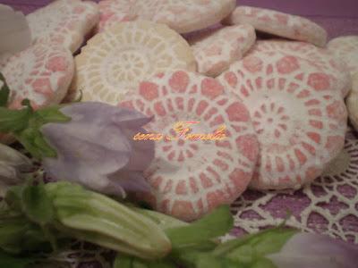 Etno keksi /  Lace cookies