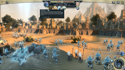 Age of wonders III eternal lords Gameplay