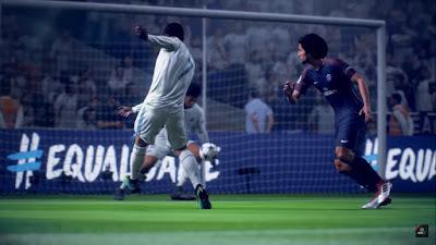 เกมบอล FIFA19 Ronaldo