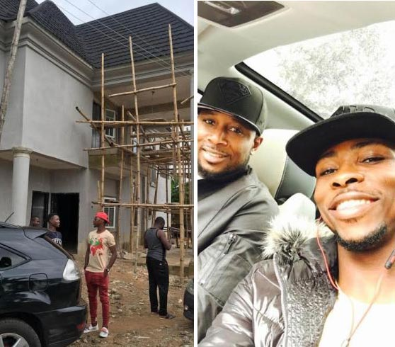 Man City striker Kelechi Iheanacho set to complete mansion in Imo