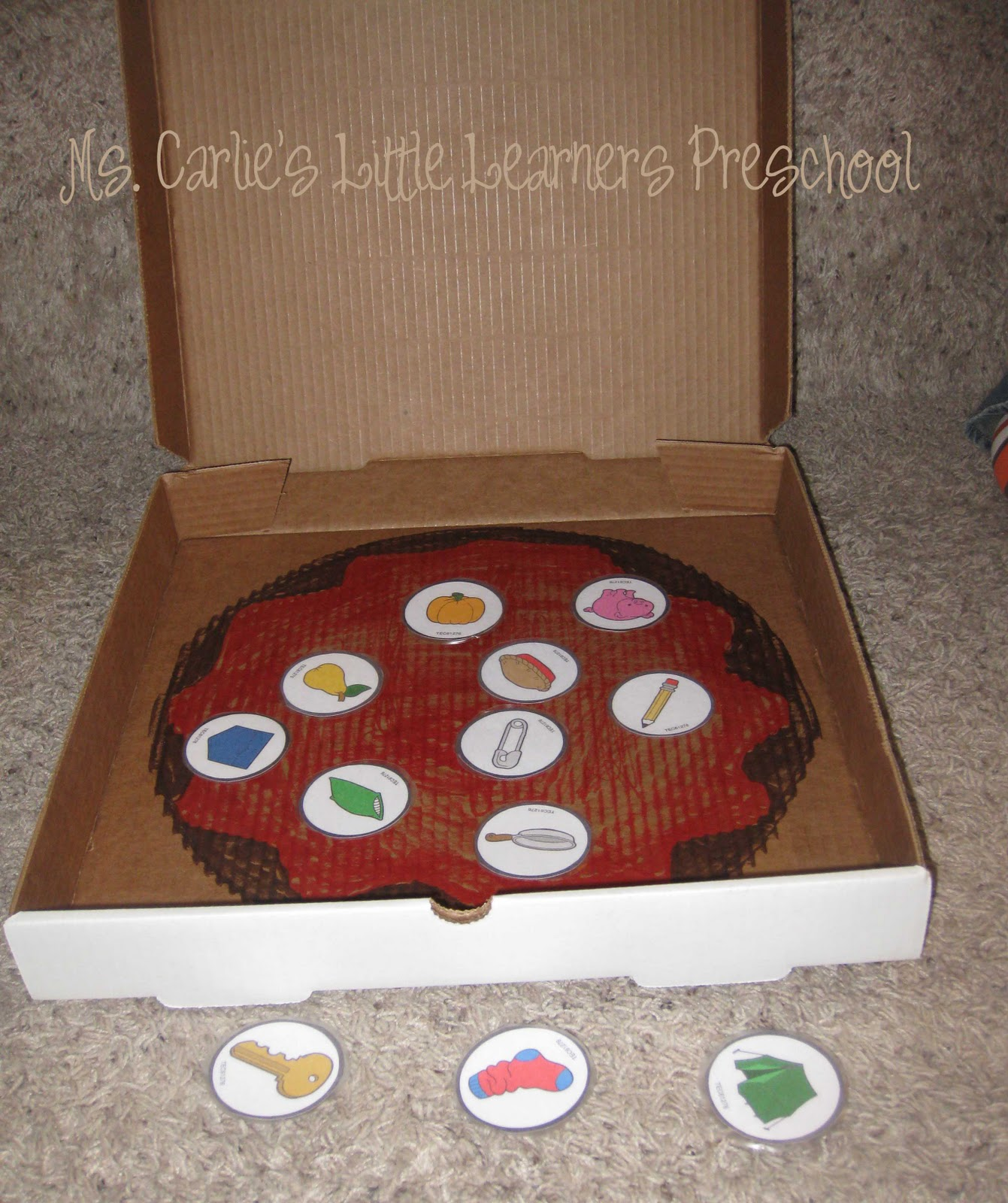 Ms Carlie S Little Learners Preschool Letter P Games And Activities