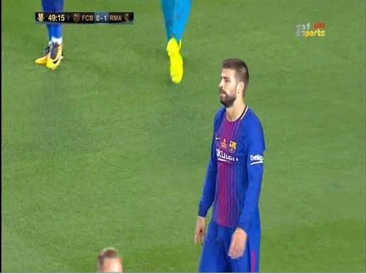 اهداف مباارة ريال مدريد, برشلونة, السوبر الاسبانى ,3-1  real madrid vs barcelona