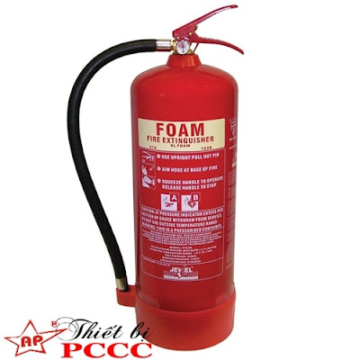 Bình chữa cháy Foam 9L MPZ9