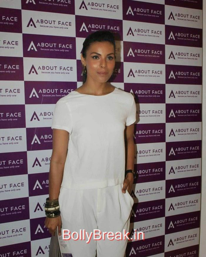 Deepti Gujral, Malaika Arora Khan Hot HD Images At About Face skin care & Aesthetics Center Launch
