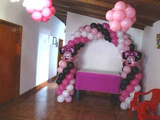 decoracion-arco-minnie-mouse-recreacionistas-medellin-7