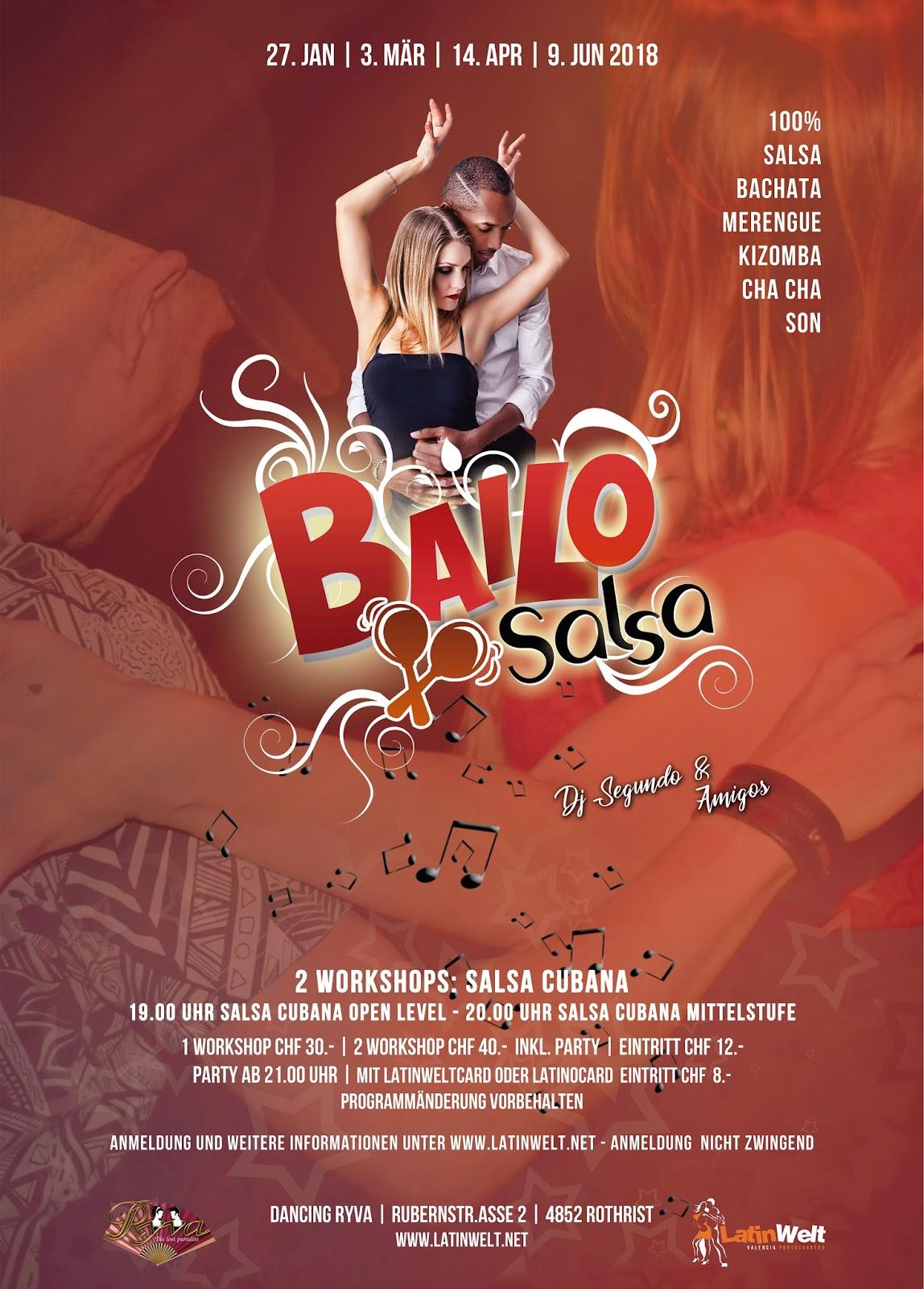 Bailo Salsa