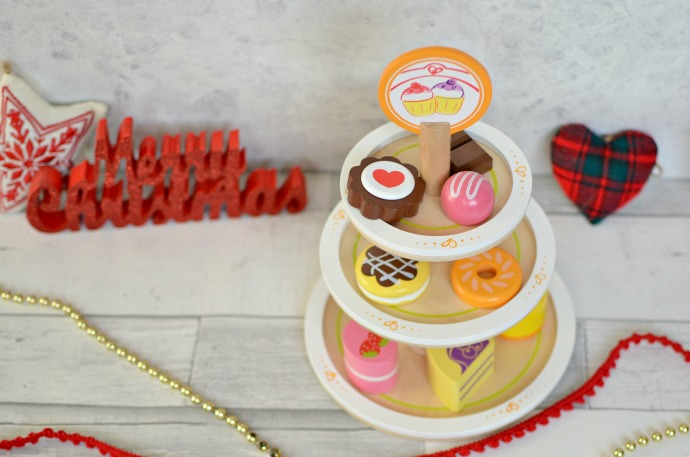 Christmas Gift Guide for a One year old - Hape Dessert Tower