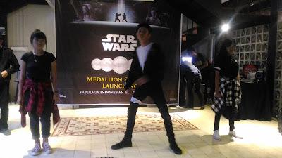medallion star wars, limited edition medallion star wars, alfamart medallion star wars
