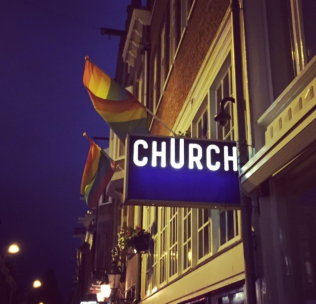 Club Church em Amsterdã