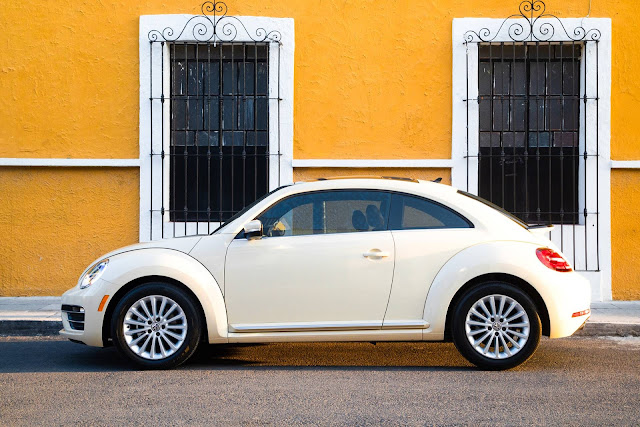 Volkswagen Beetle 2019 Final Edition