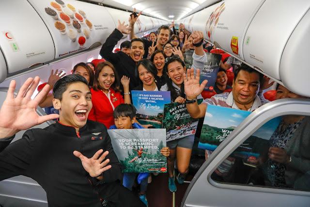 AirAsia new route 2017
