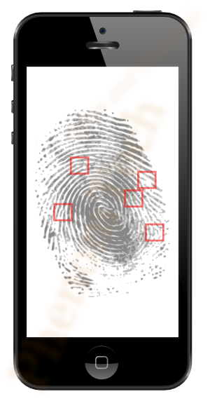 does iphone 5s have fingerprint iphone 5s sacrificing your fingerprint privacy with touch 1306