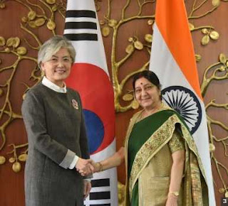 India-ROK Joint Commission Meeting