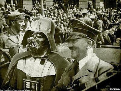 Böse Menschen Bilder - Diktatoren in Menschenmenge lustig