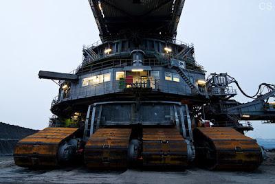 Dünyanın En Büyük İş Makinesi - Bagger 288