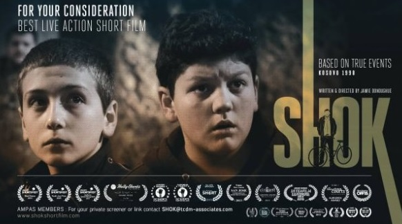 Shok, the Kosovar Film Nominated for Oscar Award