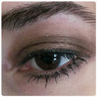 Just Cosmetics Silk&Satin eye color  Col. 040 Catgroove