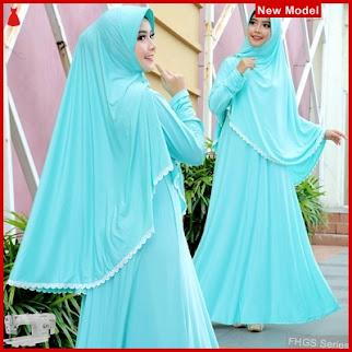 FHGS9105 Model Syari Ummi Tosca, Muslim Muda Pakaian Perempuan BMG
