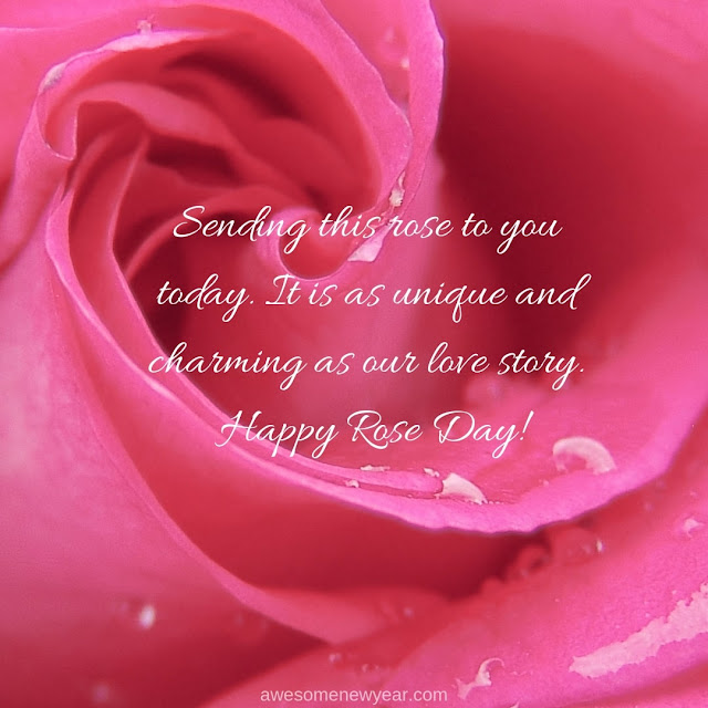 Happy Rose Day 2019 Wishes
