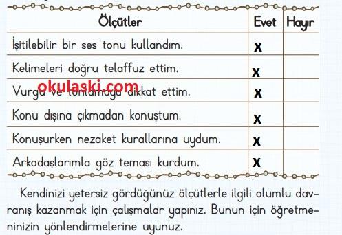 2. Sınıf Türkçe Ders Kitabı Koza Yayınları Sayfa  48. 49. 50. Cevapları
