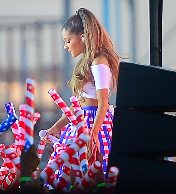 Ariana Grande Hottest 4th Of July Photos