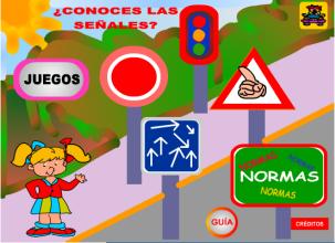 http://ntic.educacion.es/w3//recursos/infantil/transversales/conoces_senales/index.html