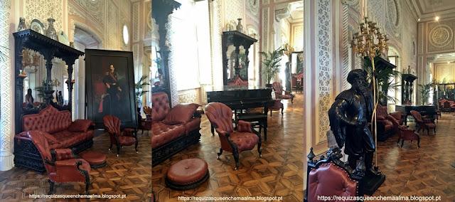 Salão Nobre, Palácio da Pena