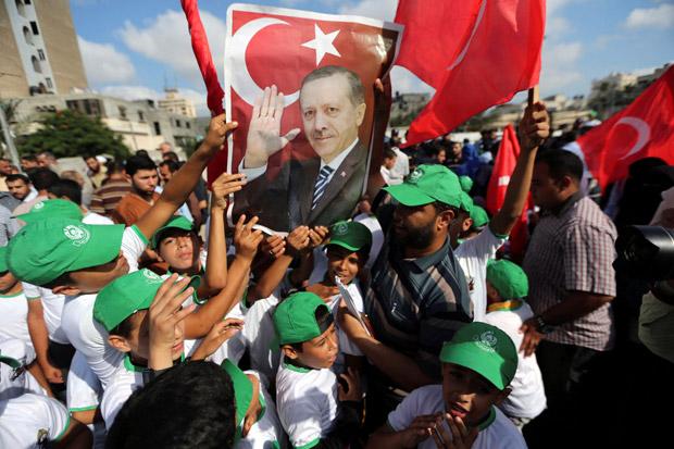 Referendum Turki Bisa Buat Erdogan Berkuasa Hingga 2029