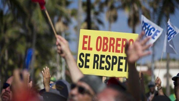 Paro general en Puerto Rico en protesta a medidas de austeridad