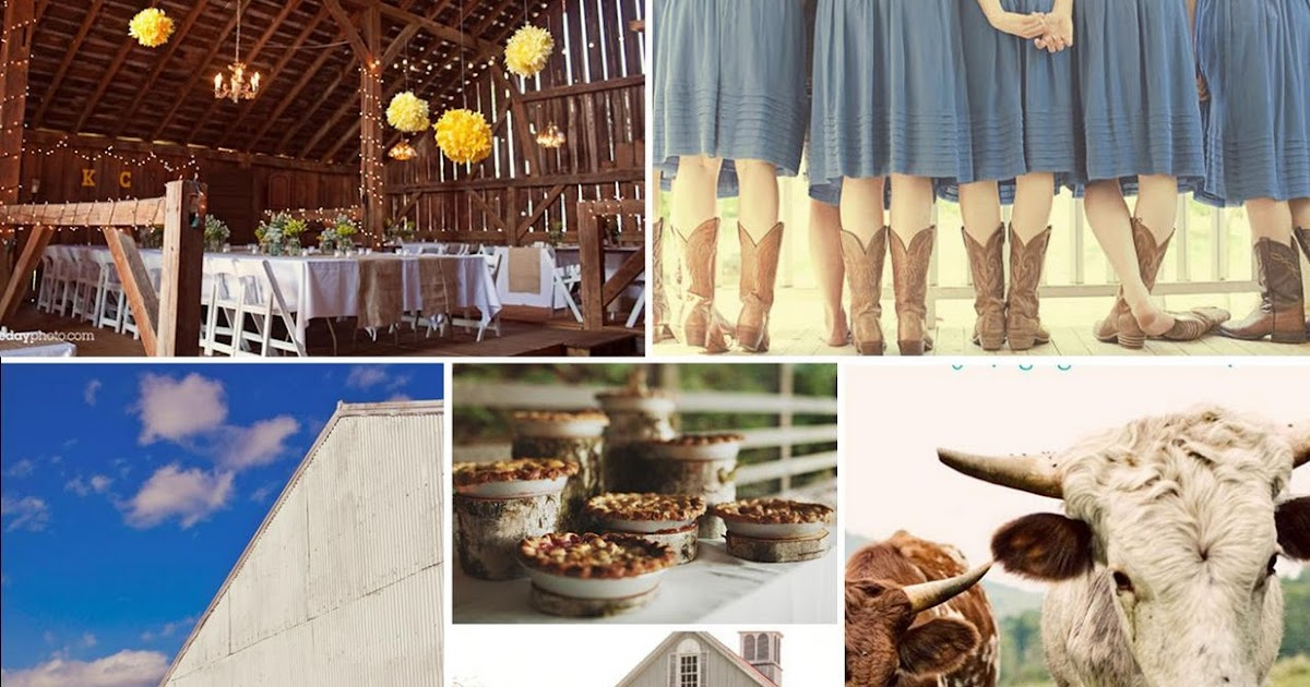 Memorable Wedding: Trendy Ideas For Planning A Country Wedding