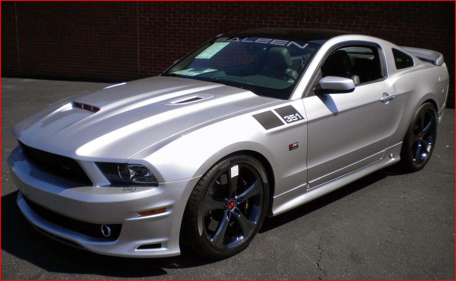 For Sale 2014 Ford Mustang Shelby GT500 Saleen 351 Extreme 700HP