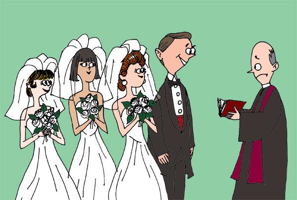Pernikahan Anak dan Poligami 1