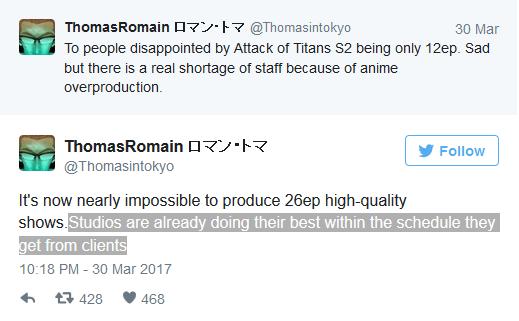 Falta de Animadores preocupa a Indústria