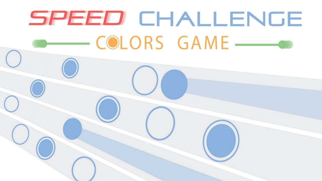Hızlı Renklere Meydan Okuma - Speed Challange Colors