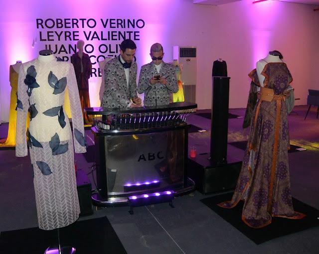 fiesta inauguración MBFWM ABC Serrano