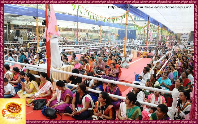 RAM-Blessing-on-Ramnavami Utsav-Bhakti- Love-Bandra East-shraddhwan