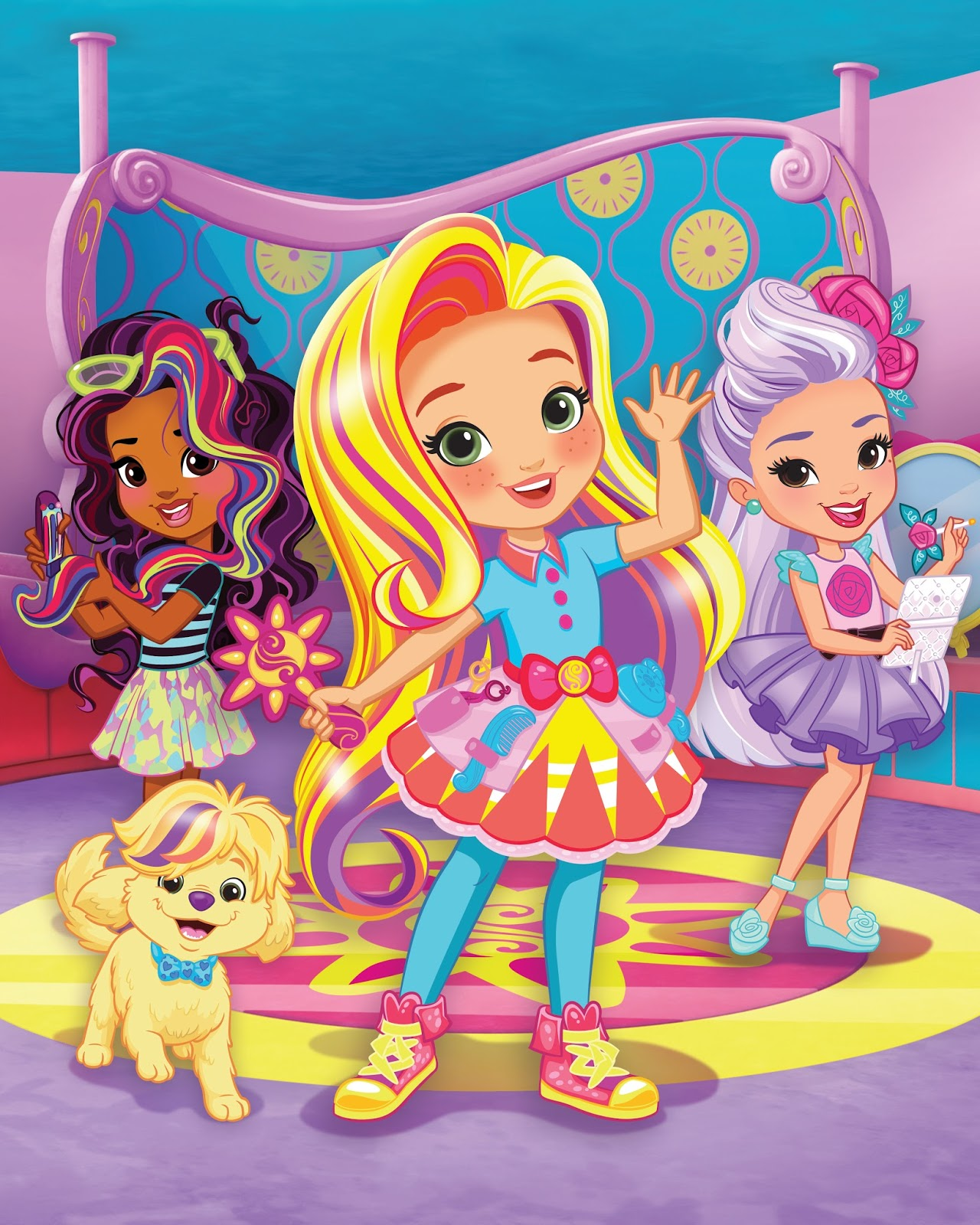 Sunny Day Episodes : sunny, episodes, NickALive!:, First-Look,