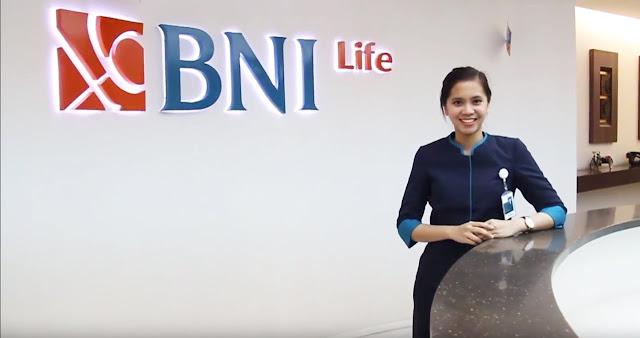 Lowongan Kerja PT. BNI Life Insurance Pendidikan Minimal SMA
