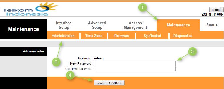 Cara Setting Lengkap Modem ZTE dan TP-Link Tembaga Mudah by iwanberbagi.com