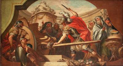 Ο Μέγας Αλέξανδρος και ο Γόρδιος Δεσμός
